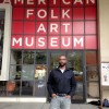 Don Tate, Folk Art Museum