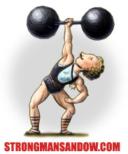 Strongman Sandow